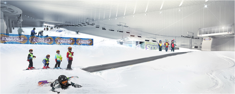 inside-skitrack-snowworld-barcelona