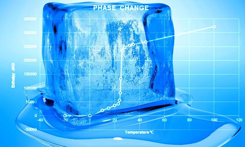 materiales cambio de fase pcm
