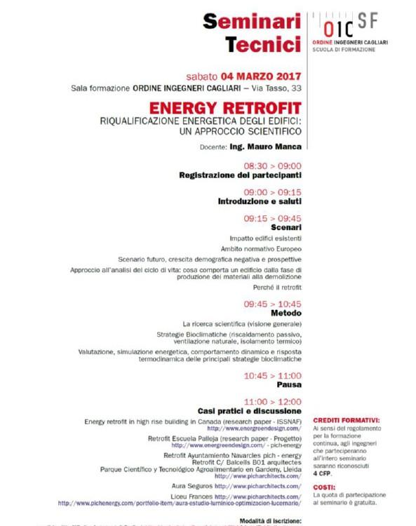 riqualificazione energetica edifici cagliari