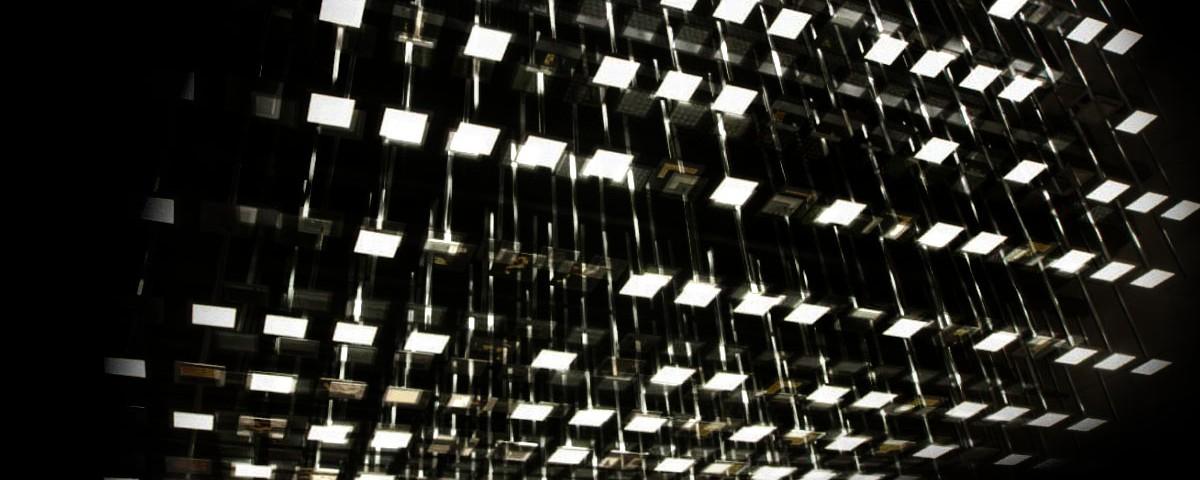 OLED luminarias para la arquitectura sostenible
