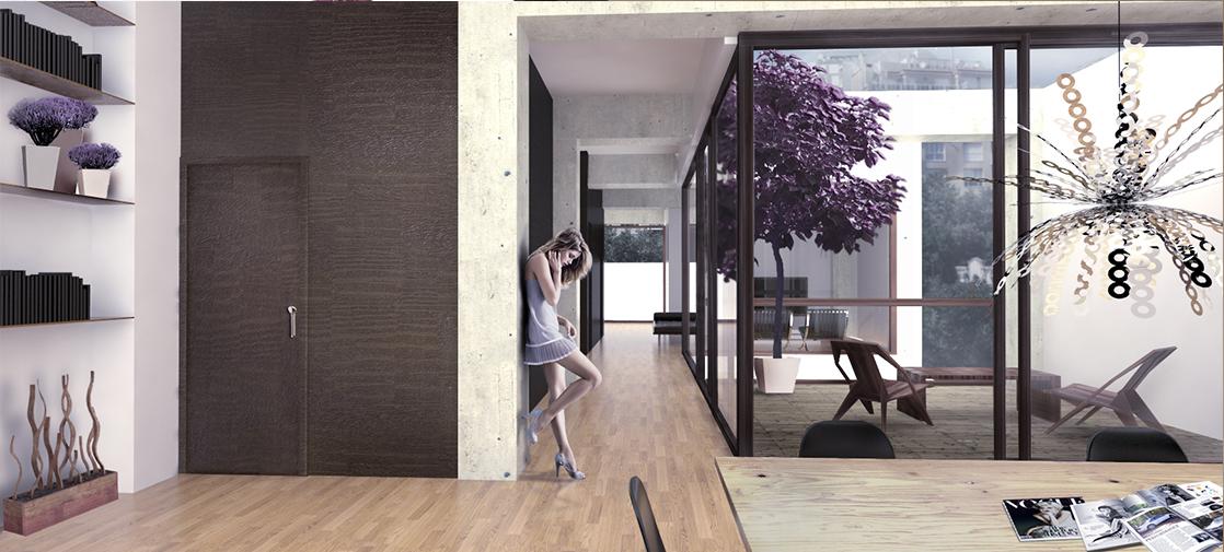 reforma energetica barcelona interior planta 2