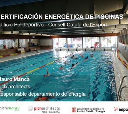 eficiencia energética piscinas