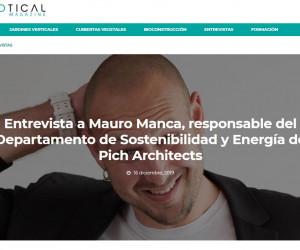 mauro manca arquitecto sostenible barcelona